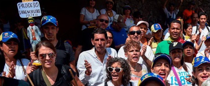 Venezuela, sono almeno 14 i morti negli ospedali a causa del blackout