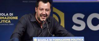 """Governo, Salvini rilancia: """"Ora Conte porti in cdm lo Sblocca-cantieri e la revisione del Codice degli appalti"""""""