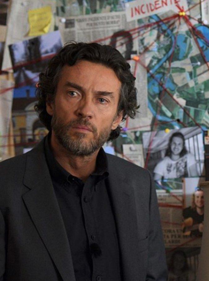 """Alessio Boni: """"Un produttore, che tra l'altro mi ha presentato moglie e figli, mi ha fatto capire che voleva altro…"""""""