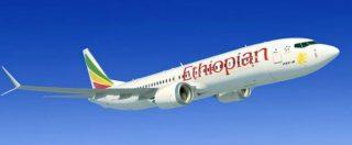 Incidente Ethiopian Airlines, l'aereo era nuovo: lo stesso modello di Boeing che si schiantò in Indonesia appena 5 mesi fa
