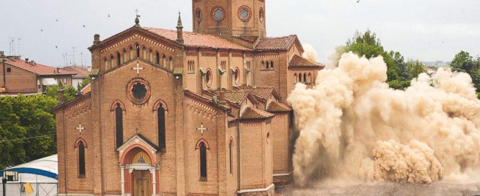 Il dopo sisma in Emilia