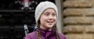 """Greta Thunberg in Italia: incontrerà Papa Francesco. """"La crisi climatica non va in vacanza. Neanche noi"""""""