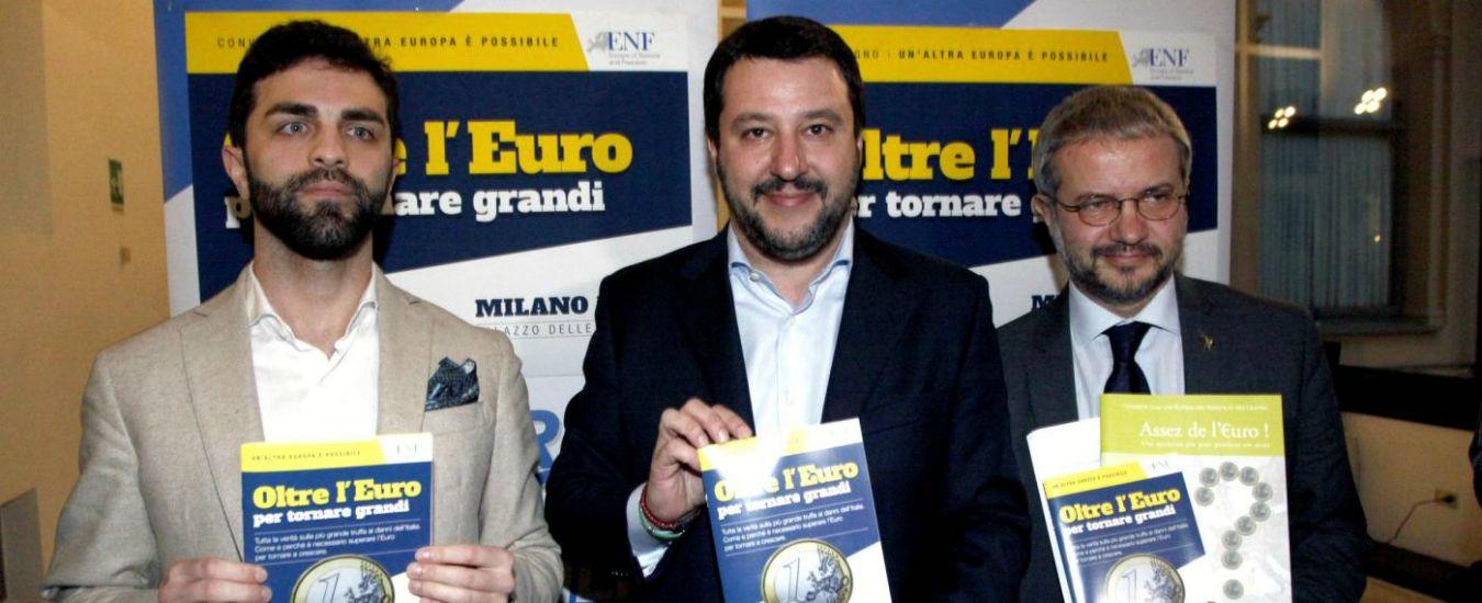 """Lega, Salvini prepara i suoi alle Europee: """"Saremo forza continentale"""". E l'ex M5s Zanni è il nuovo responsabile Esteri"""