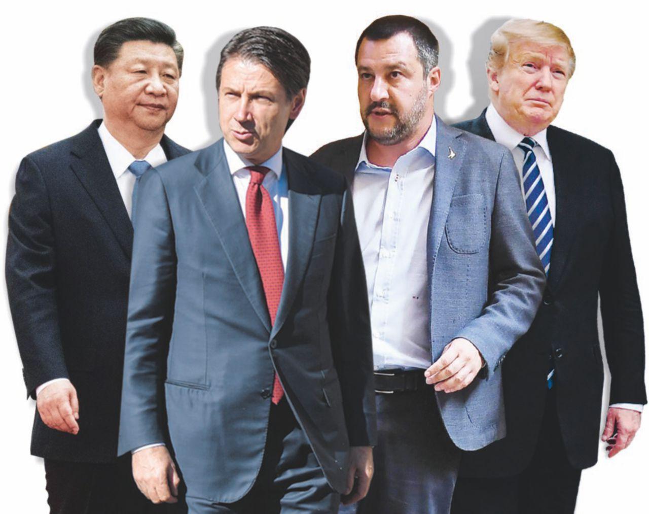 In Edicola sul Fatto del 12 Marzo: bomba Usa-Cina sul governo. Tutti contro tutti pure nella Lega