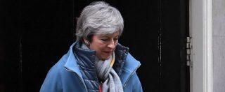 Brexit, la Camera dei Comuni boccia di nuovo l'accordo tra Theresa May e l'Ue