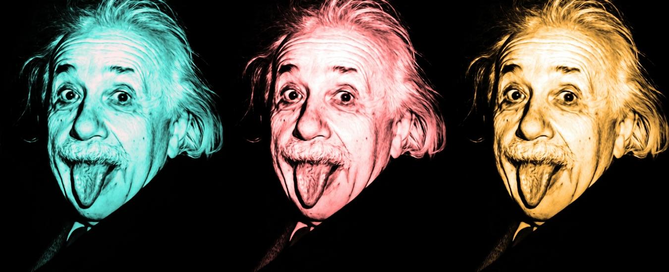Non è facile essere un genio. Credetemi