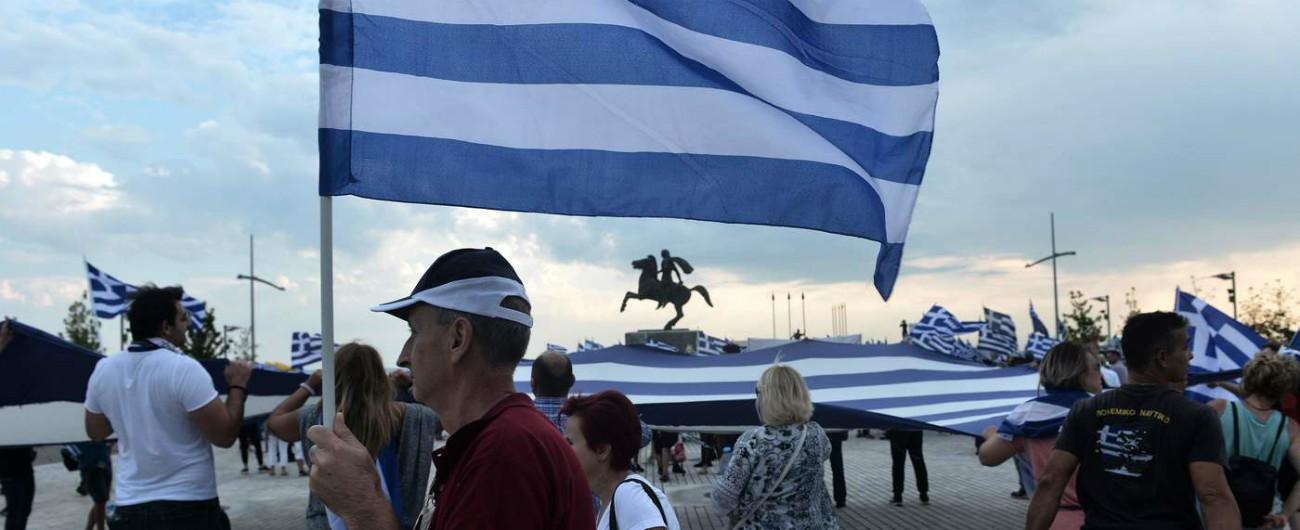 """Grecia, il Fmi: """"Possibile nuovo buco di almeno 4 miliardi nei conti se il governo manterrà le promesse elettorali su tasse"""""""