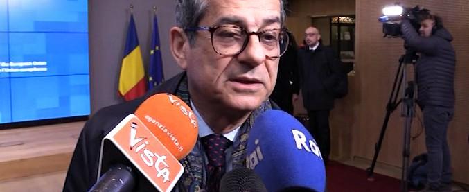Conti pubblici, Tria aggiorna i dati per la Ue: nei primi 6 mesi saldo positivo di 3 miliardi, confermati i tagli ai ministeri