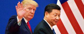 """Commercio, dietrofront Cina su intesa con Usa. Trump: """"Vice premier Pechino sta venendo qui per trovare un accordo"""""""