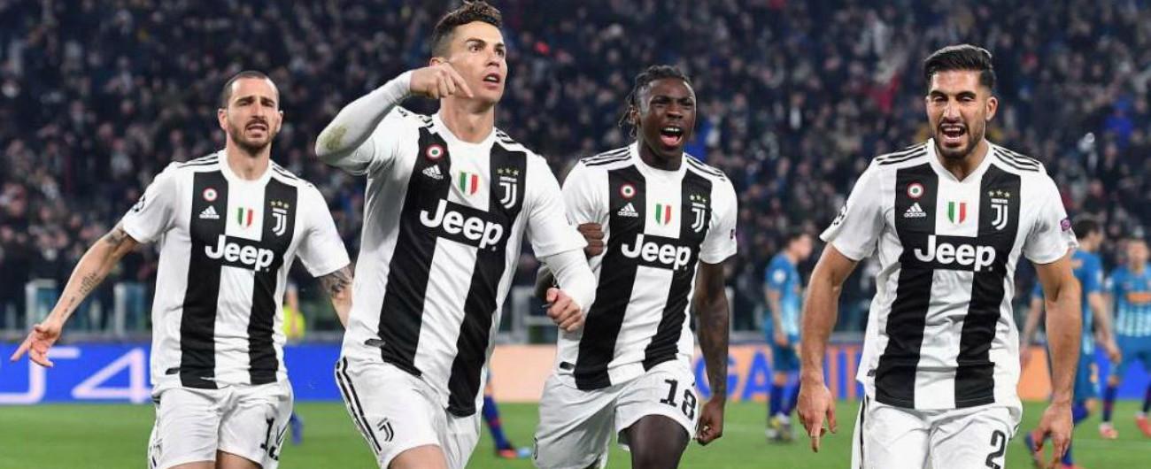 """Juventus, media spagnoli: """"Cristiano Ronaldo sotto inchiesta"""". Ma per l'Uefa """"non c'è nessun fascicolo"""""""