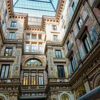 La Galleria Sciarra, vicino a via del Corso