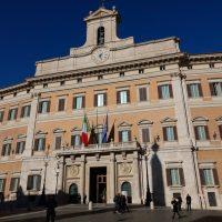 Montecitorio, il Parlamento