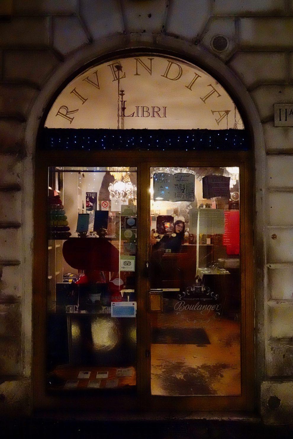 Una piccole libreria