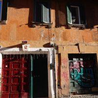 Vecchie case in via Del Cipresso
