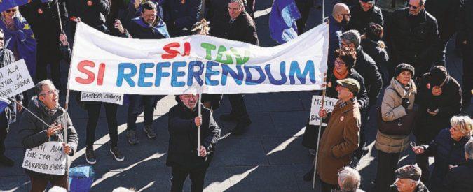 """""""Il referendum non si può fare, neanche locale"""""""