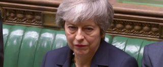 """Brexit, Theresa May annuncia: """"Sono pronta a dimettermi per avere l'ok all'accordo con l'Unione Europea"""""""