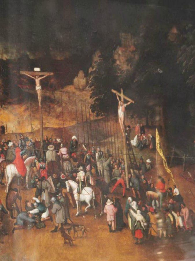 La Spezia, rubano un capolavoro di Brueghel il Giovane, ma è un falso: i carabinieri l'avevano sostituito dopo una soffiata