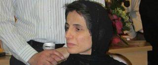 Nasrin Sotoudeh, la sua condanna è un insulto al genere umano