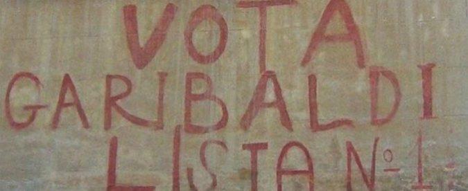 Roma, scritta delle elezioni '48 rimossa alla Garbatella. L'ignoranza cancella la Storia