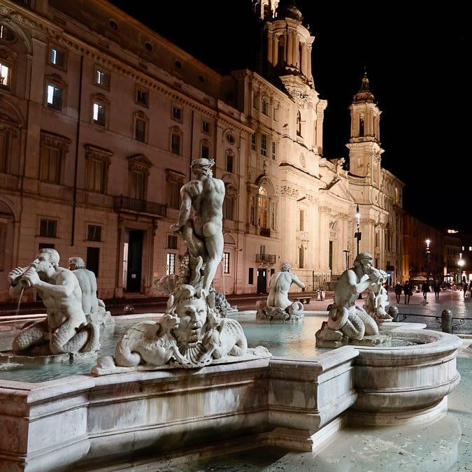 Trekking urbano: da Trastevere a Trastevere passando per Roma.