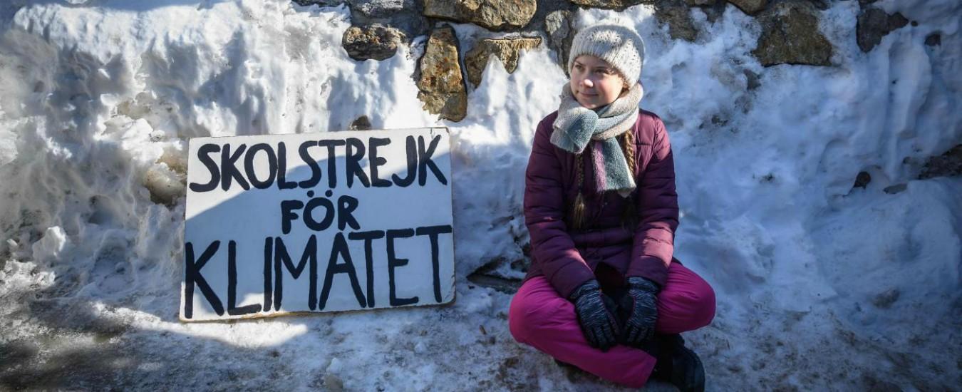 Greta Thunberg: una ragazzina, da sola, può scatenare una rivoluzione!