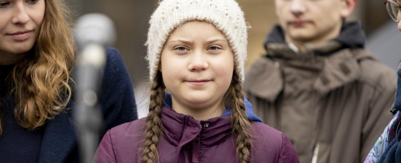 Greta Thunberg, per una volta scioperiamo per il futuro