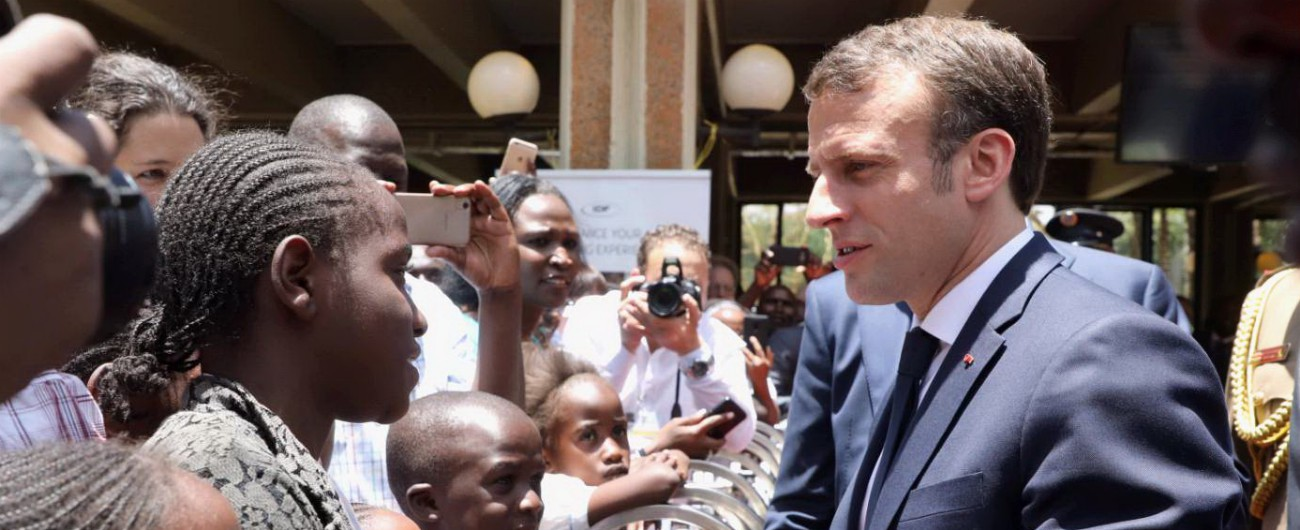 Macron, tour in Africa orientale: in Gibuti per contrastare protagonismo della Cina. Poi Etiopia e Kenya con 8 capi azienda