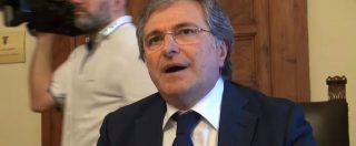 """Taranto, l'ex presidente della provincia Tamburrano (Fi) arrestato: """"Mazzette per finanziare corsa al Senato della moglie"""""""