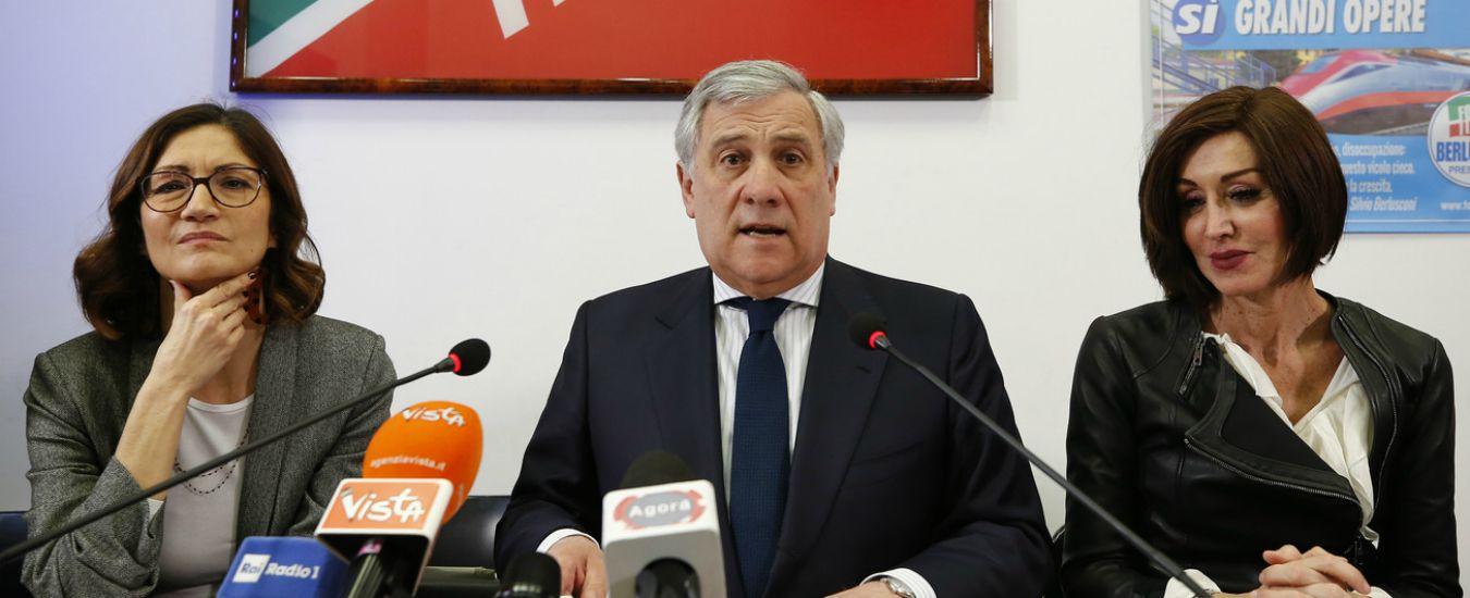 """Tajani, caos durante plenaria Ue: 'Parole su Mussolini indegne, si dimetta'. Lui si scusa: """"Sono convinto antifascista"""""""