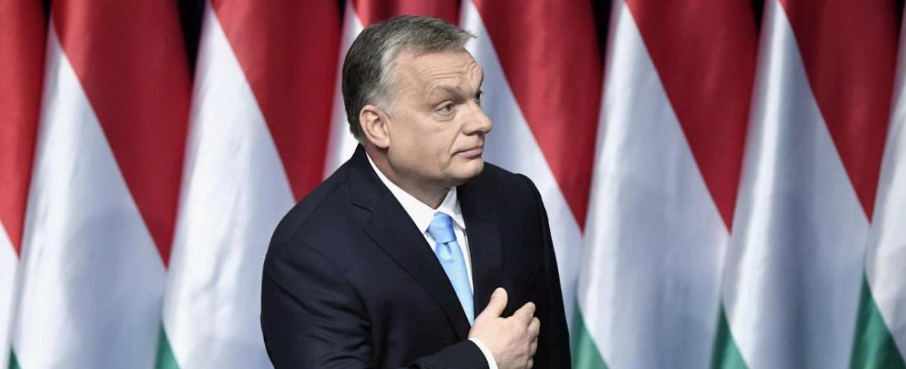 """Elezioni europee, Orban fa passo indietro (ma soltanto sulla campagna anti-Europa) e chiede scusa al Ppe: """"Citavo Lenin"""""""