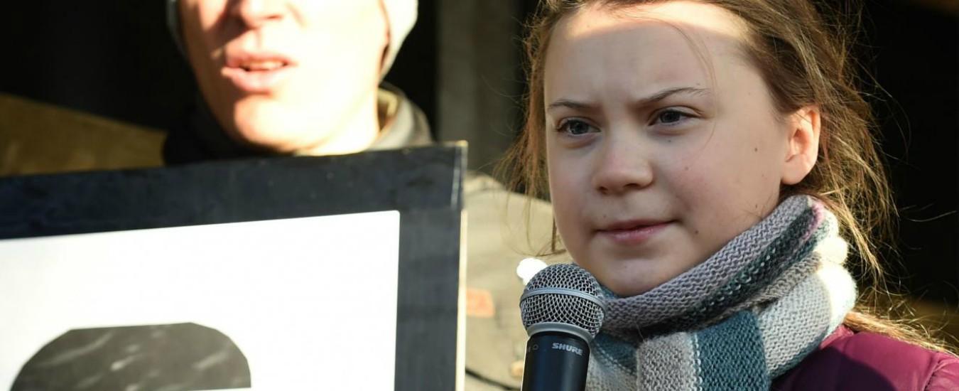 Sì, Greta deve vincere il Nobel per la Pace