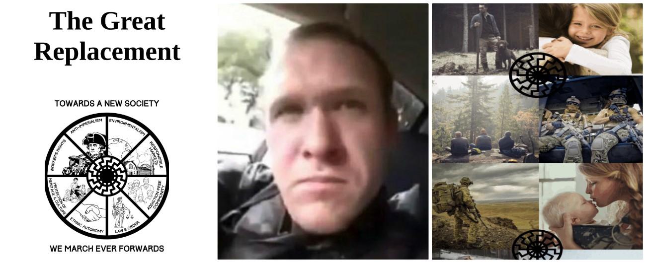 """Attacco Nuova Zelanda, l'ossessione del terrorista: la """"sostituzione etnica"""", parola d'ordine delle destre sovraniste dell'Ue"""