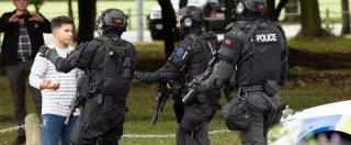 """Nuova Zelanda, attacchi a 2 moschee: 49 morti. La strage live su Facebook, killer posta manifesto anti-Islam. """"È terrorismo"""""""