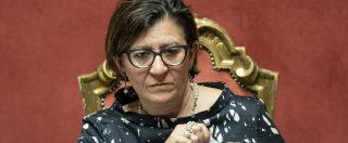 """Migranti, il ministro della Difesa Trenta: """"Ho avvisato Salvini sulle ong ma non ha ascoltato. Manderò le navi militari"""""""