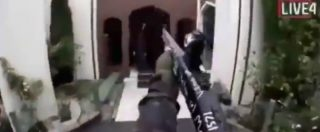 Nuova Zelanda, la strage in moschea trasmessa in diretta dal terrorista. Il viaggio in auto e la camminata prima dell'orrore