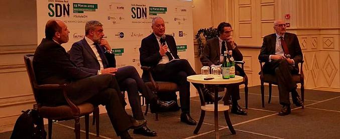 """Appalti, governatore Fontana: """"Chiederò a Salvini di potenziare la vigilanza Anac"""""""