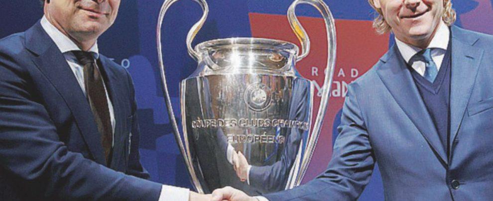 """La Juventus trova i """"ragazzacci"""" dell'Ajax"""