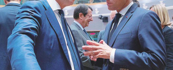 Conte-Macron, bilaterale per accantonare il Tav