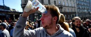 """Serbia, proteste contro il presidente Vucic: occupata tv pubblica. Opposizione: """"Ci dia voce, stop a politica autoritaria"""""""