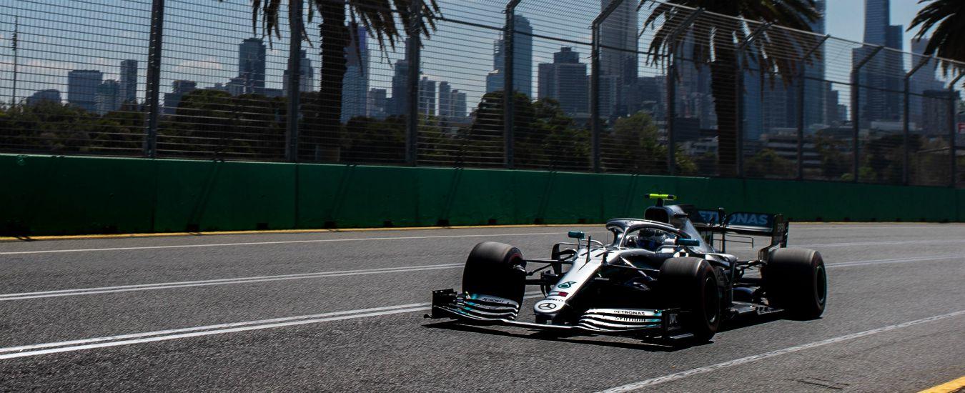 Formula 1, gp di Spagna: Bottas in pole davanti a Hamilton. Terzo Vettel
