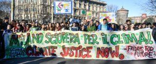 Clima, i media hanno trascurato il secondo sciopero. Peccato: in Italia la costanza non manca