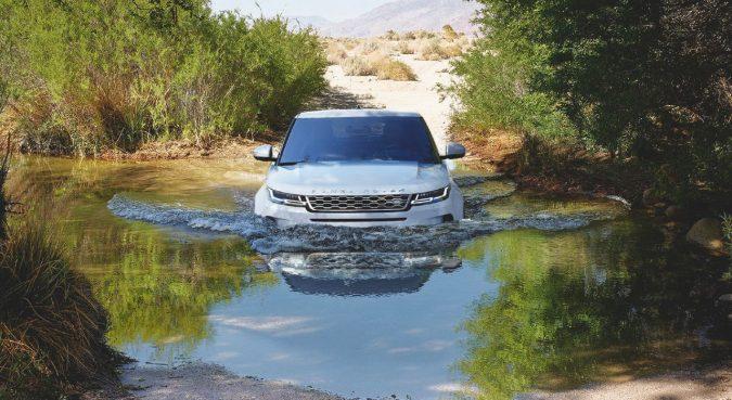Range Rover Evoque. Stesso stile, più ecologica
