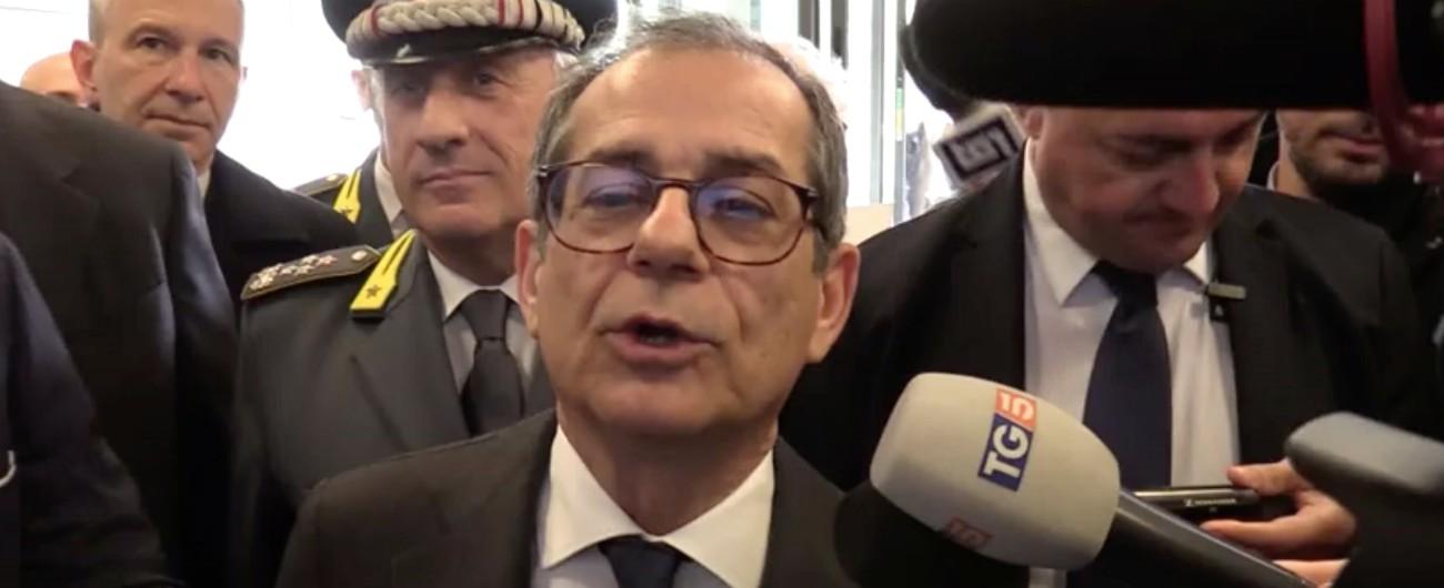 """Giovanni Tria, la portavoce è nel cda della holding dei Moratti. Fonti del ministero: """"Nessuna anomalia"""""""