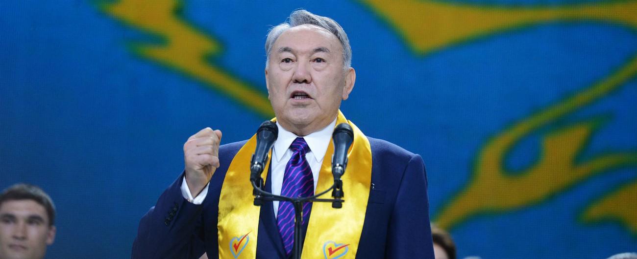 Nursultan Nazarbayev, il presidente del Kazakistanannuncia le dimissioni. Mosca: notizia 'inaspettata e molto seria'