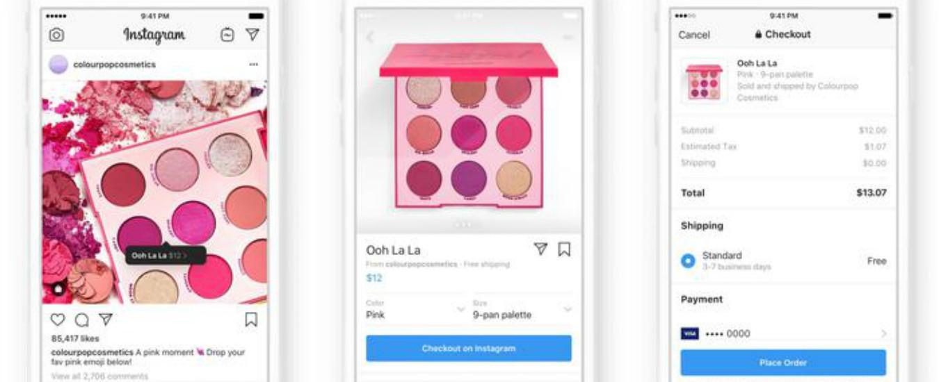 Sorpresa! Instagram diventa Amazon: perché è una buona idea. O forse no
