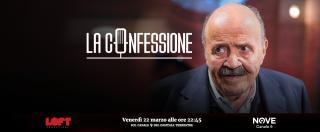 La Confessione (Nove), Gomez a Costanzo: 'Senza di lei sua moglie sarebbe diventata Maria De Filippi?'. 'Più brava di me'