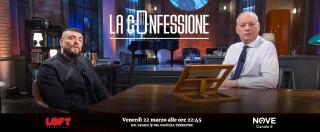 """La Confessione (Nove), Guè Pequeno: """"La mia famiglia? Borghese, di sinistra. Io penso ai soldi, mando avanti le cose"""""""
