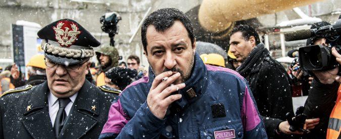Caro Salvini: fatta l'Italia, disfiamo gli italiani