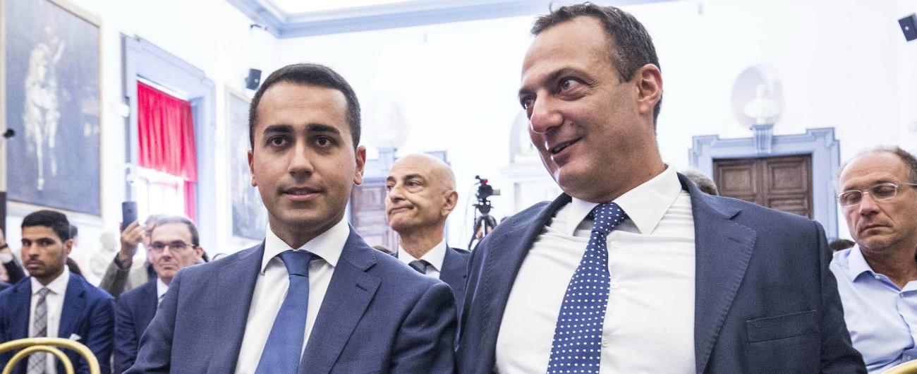 """De Vito arrestato, Di Maio: """"Espulso. Ciò che emerge è un insulto a ognuno di noi"""". Raggi: """"No sconti per chi sbaglia"""""""