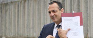 """Marcello De Vito arrestato, gip: """"Interessi di natura privatistica: violati principi di imparzialità e correttezza"""""""